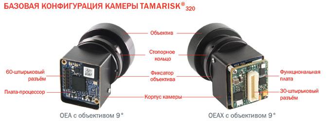 базовая конфигурация модуля tamarisk
